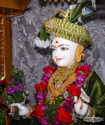 Adelaide Temple Murti Darshan