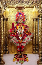 Kalupur Temple Murti Darshan