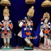 Atlanta Temple (ISSO) Murti Darshan