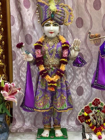 Auckland Temple (ISSO) Murti Darshan