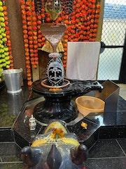 Auckland Temple (ISSO) Murti Darshan
