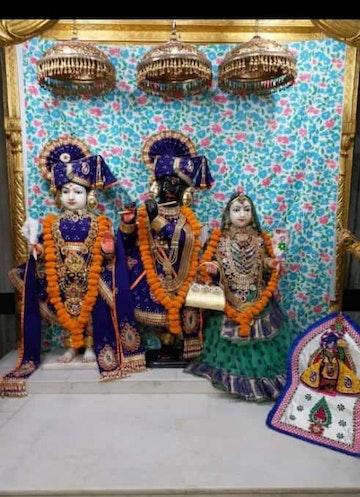 Ayodhya Temple Murti Darshan