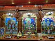 Cardiff Temple Murti Darshan