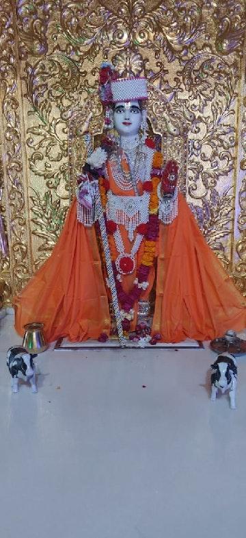 Chhapaiya Temple Murti Darshan
