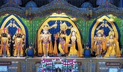 Cleveland Temple (ISSO) Murti Darshan