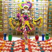 Colonia Temple (ISSO) Murti Darshan