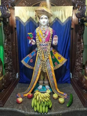 Dar es Salaam Temple Murti Darshan