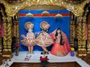 Detorit Temple (ISSO) Murti Darshan