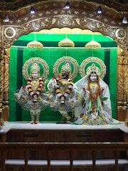 Detroit Temple (ISSO) Murti Darshan