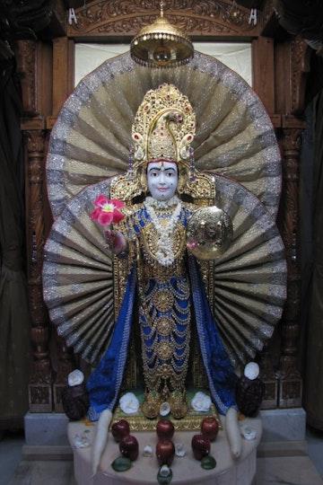 East London Temple Murti Darshan