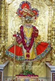 Gadhada Temple Murti Darshan
