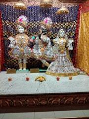 Gatwick Temple (ISSO) Murti Darshan