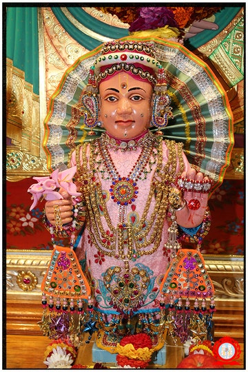 Harrow Temple Murti Darshan