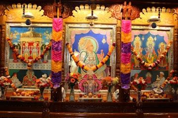 Harrow Temple Murti Darshan