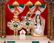 Houston Temple (ISSO) Murti Darshan