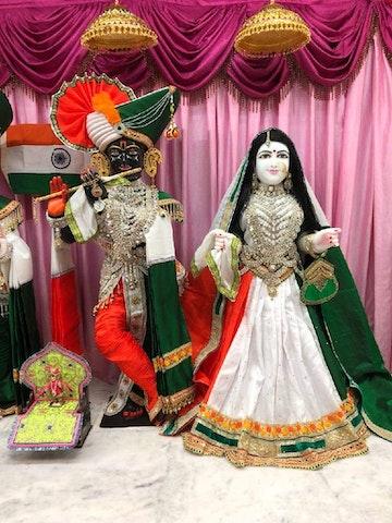 Jackson Temple (ISSO) Murti Darshan