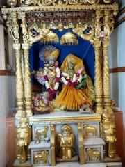 Jetalpur Temple Murti Darshan
