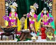 Los Angeles Temple (ISSO) Murti Darshan