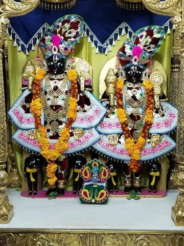Muli Temple Murti Darshan