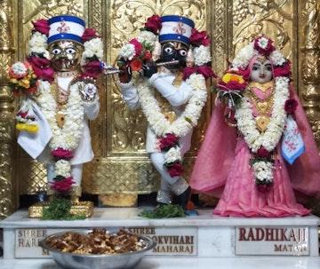 Mumbai Temple Murti Darshan