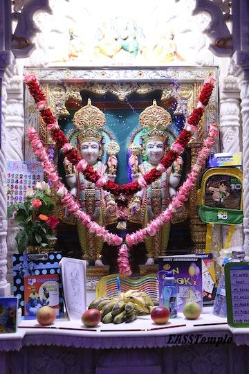 Nairobi (EASST) Temple Murti Darshan