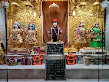 Narayanpura Temple Murti Darshan