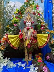 Parsippany Temple (ISSO) Murti Darshan