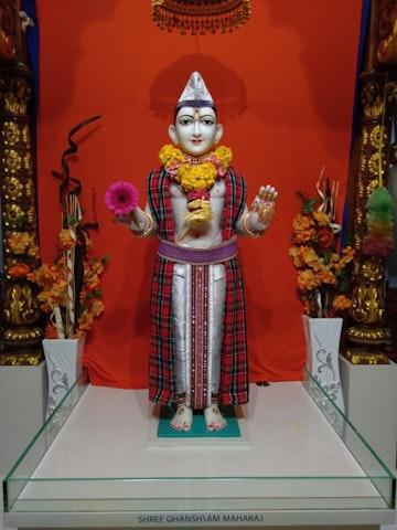 Perth Temple Murti Darshan