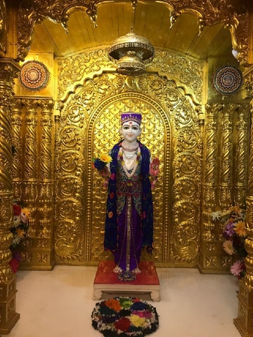 Prayagraj Temple Murti Darshan