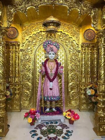 Prayagraj Temple Murti Darshan