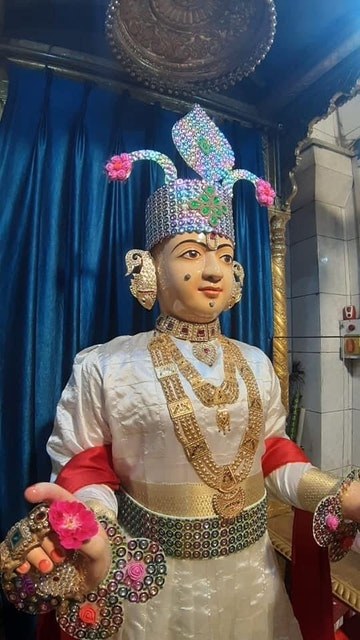 Rajkot Temple Murti Darshan