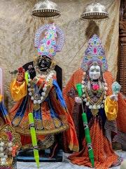 Raleigh Temple (ISSO) Murti Darshan