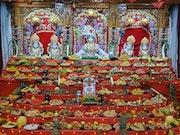 Stanmore Temple Murti Darshan