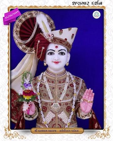 Vadodara Temple Murti Darshan
