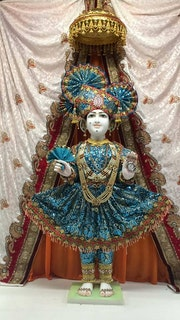 Washington Temple (ISSO) Murti Darshan