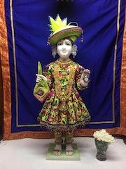 Washington Temple (ISSO) Murti Darshan