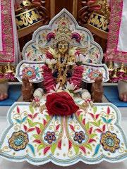 Baltimore  Temple (ISSO) Murti Darshan