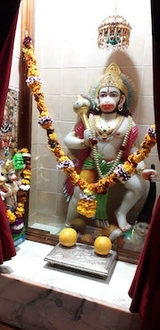 Willesden Temple Murti Darshan