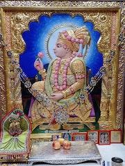 Willesden Temple Murti Darshan